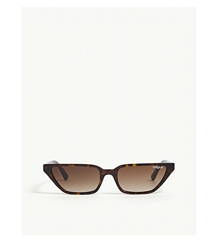 VOGUE Gigi Hadid Vo5235s cat-eye sunglasses