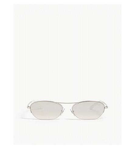 VOGUE Gigi Hadid Vo4107s oval-frame sunglasses