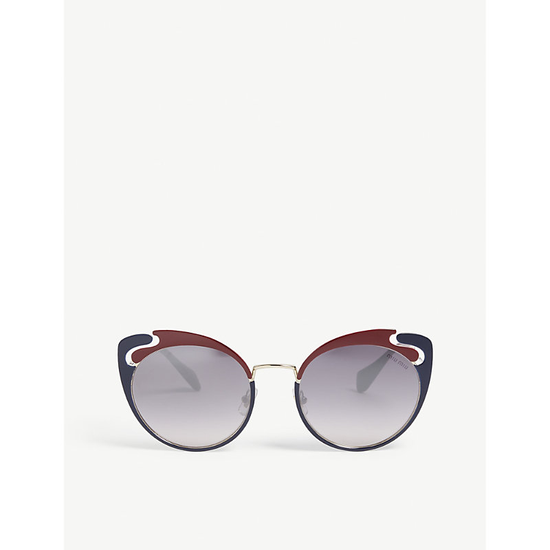 MIU MIU Butterfly sunglasses
