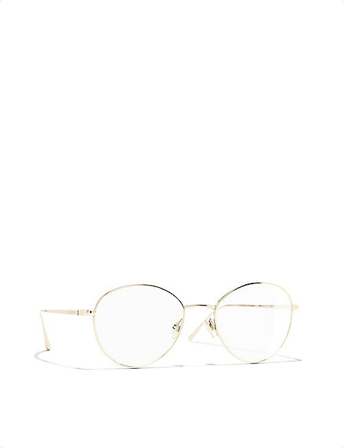 CHANEL Pilot glasses