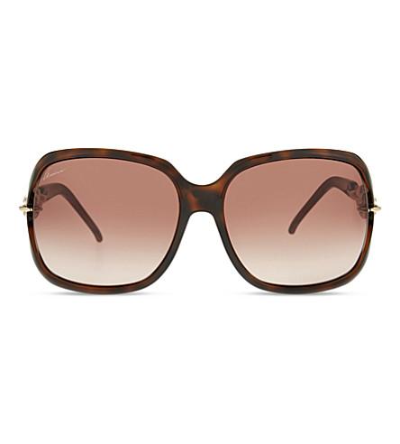 GUCCI GG3584 Round-frame sunglasses