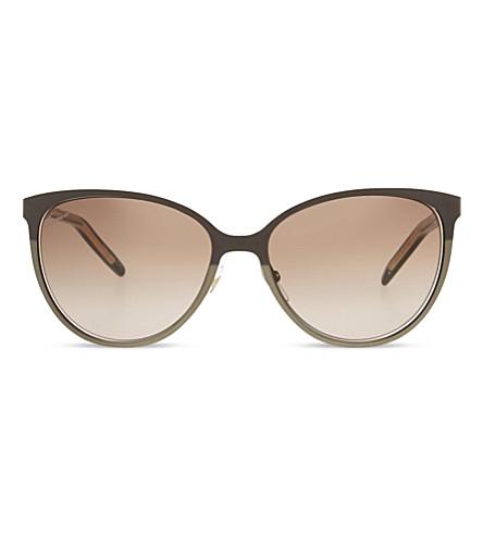 GUCCI GG4255 round-frame sunglasses