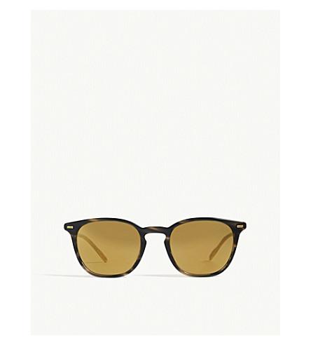 OLIVER PEOPLES Ov5364 Heaton rectangle-frame sunglasses