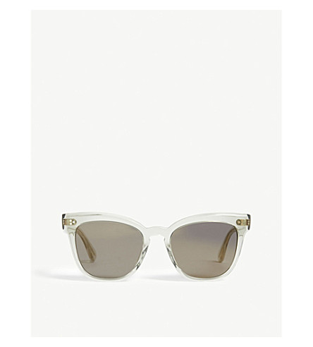 OLIVER PEOPLES Cat-eye sunglasses