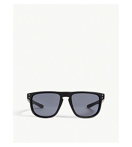 OAKLEY Holbrook R square-frame sunglasses (Black