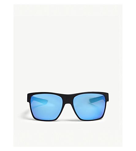 303c16a9d1a OAKLEY TwoFace™ XL square-frame sunglasses (Black