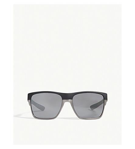 OAKLEY Oo9350 Twoface xl square-frame sunglasses (Black