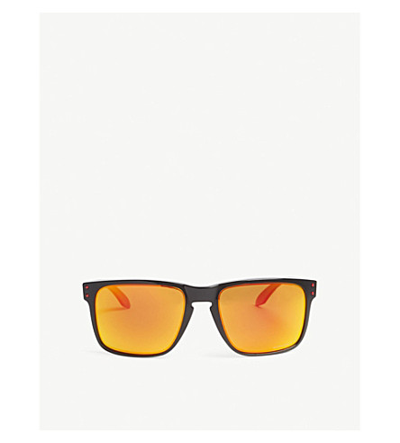 OAKLEY Holbrook™ XL square-frame sunglasses (Black