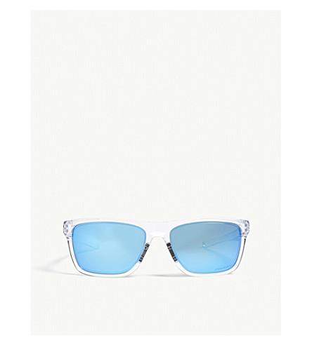 OAKLEY Holston square-frame sunglasses