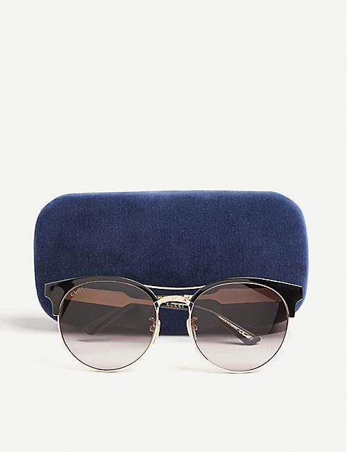 483d04458b GUCCI - Sunglasses - Accessories - Womens - Selfridges