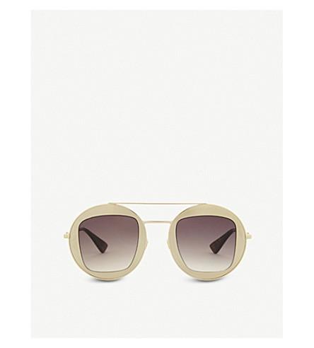GUCCI Gg0105s round-frame sunglasses