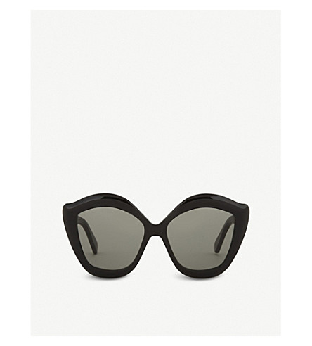 GUCCI Gg0117s cat-eye sunglasses