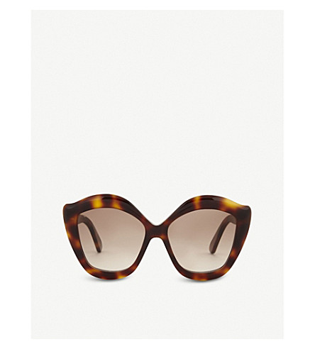 GUCCI G0117s cat-eye frame sunglasses