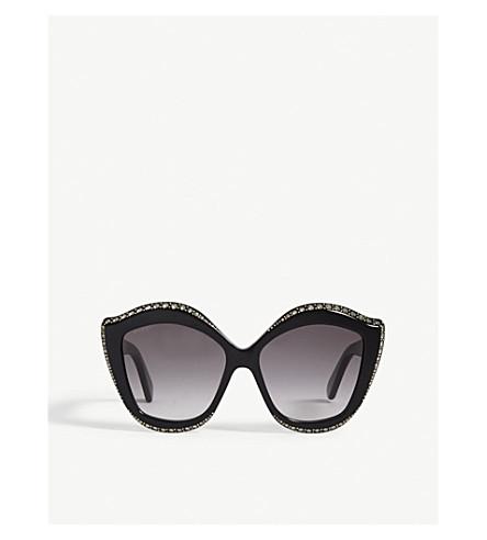 GUCCI GG0118s cat-eye sunglasses