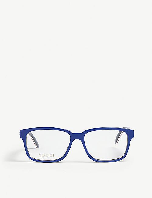 GUCCI GG0272O rectangle glasses