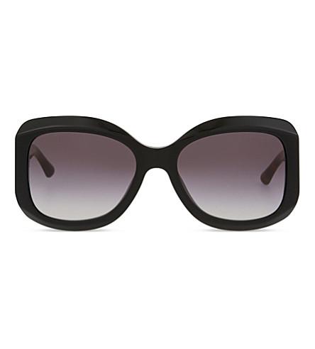 GIORGIO ARMANI AR8002 Timeless Elegance sunglasses (Black