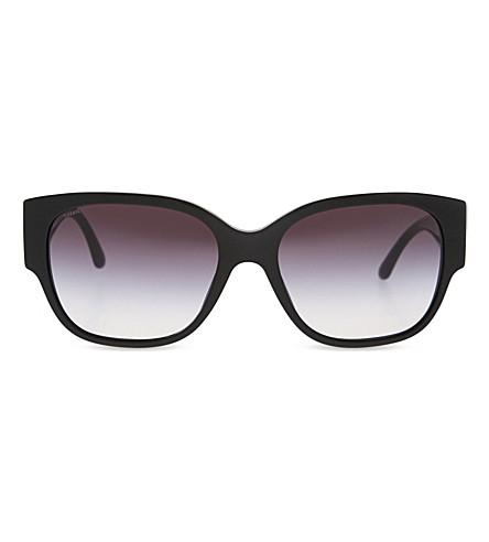 GIORGIO ARMANI AR8014 Square sunglasses (Black