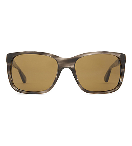 GIORGIO ARMANI Rectangle sunglasses AR8016