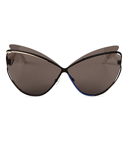 DIOR DiorAudacieuse1 blue sunglasses (Blue+avio
