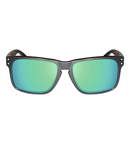 OAKLEY Shaun White Holbrook sunglasses (Polished+black