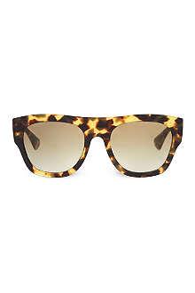 MIU MIU MU05PS Havana sunglasses