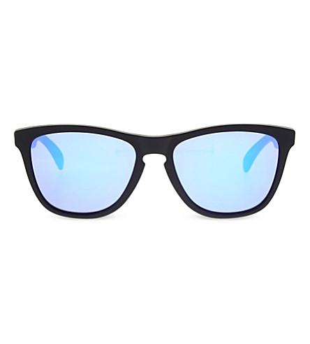 OAKLEY Matte square Frogskins sunglasses