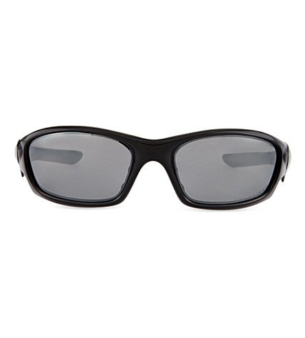 OAKLEY Crankshaft™ sunglasses (Jet+black