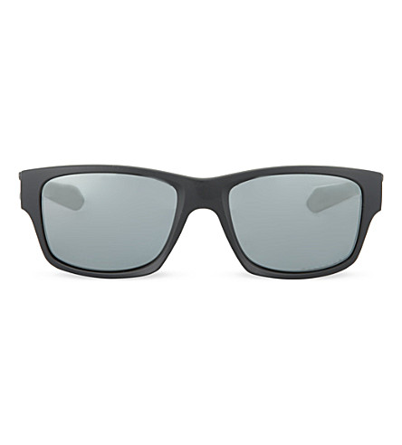 OAKLEY Matte black sunglasses