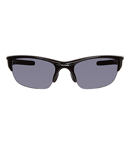 OAKLEY Carbon Blade sunglasses with polarised tinted lenses OO914420 (Polished+black