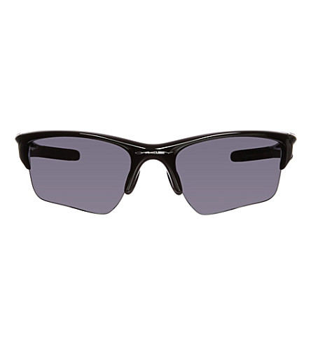 OAKLEY Half Jacket sunglasses OO9154 (Polished+black