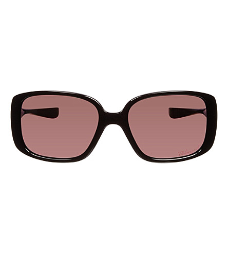 OAKLEY LBD sunglasses (Polished+black