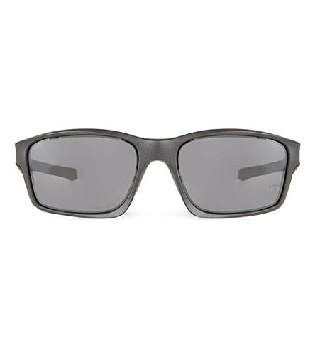 OAKLEY Special Edition Scuderia Ferrari chainlink OO9247 sunglasses (Matte+steel