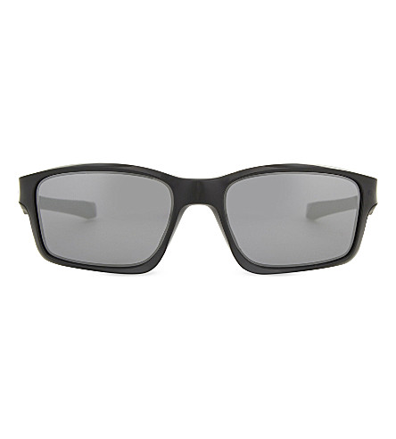 OAKLEY OO9247 Chain Link sunglasses (Polished+black