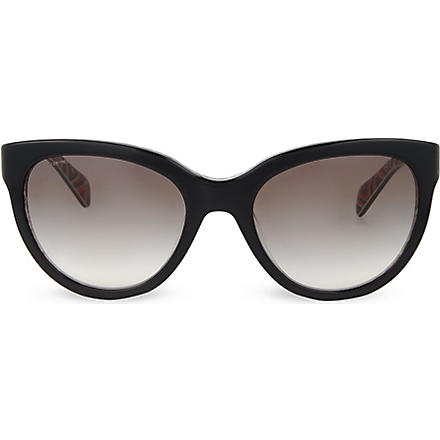 PRADA Phantos sunglasses (Top black/roll