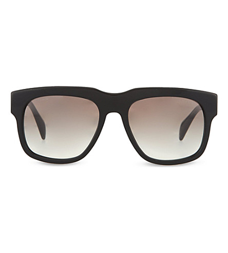 PRADA Square sunglasses (Black