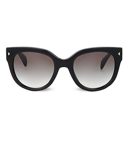 PRADA Black Phantos sunglasses (Black