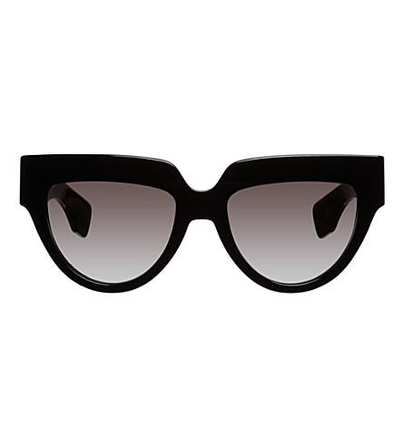 PRADA Cat-eye sunglasses (Black