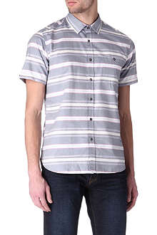 TED BAKER Oxford striped shirt