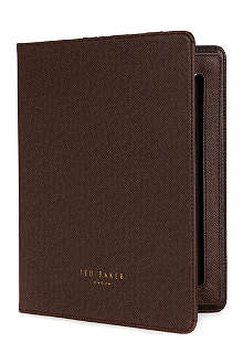TED BAKER Verdean cross grain tablet case
