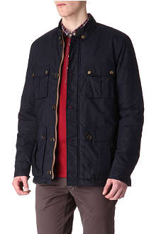TED BAKER Lovgud waxed jacket
