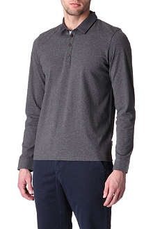 TED BAKER Long-sleeve polo shirt