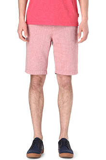 TED BAKER Gellert Oxford shorts