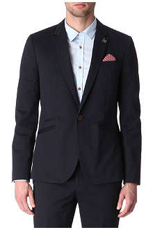 TED BAKER Single button blazer