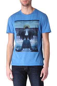 TED BAKER Dreamar graphic t-shirt