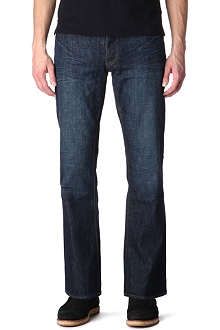 TED BAKER Barbate bootcut jeans