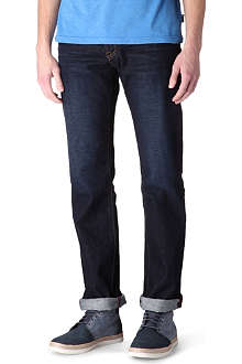 TED BAKER Palter regular-fit straight jeans
