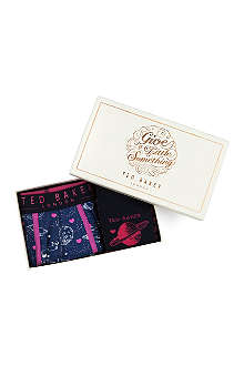 TED BAKER Boxer and sock set