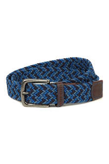 TED BAKER Lastman plaited belt