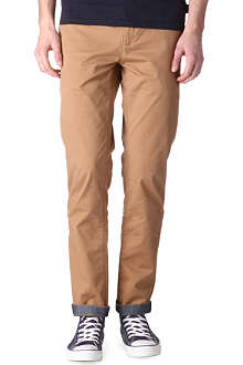 TED BAKER Dobbee classic cotton-blend chinos