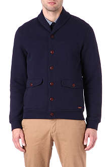 TED BAKER Shawl collar cardigan